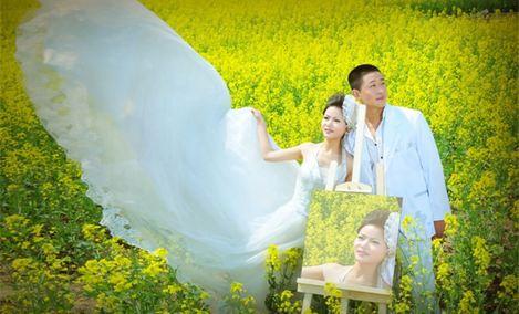 锦绣新娘婚纱摄影