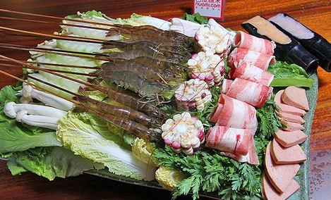 暹罗魔幻泰国海鲜火锅