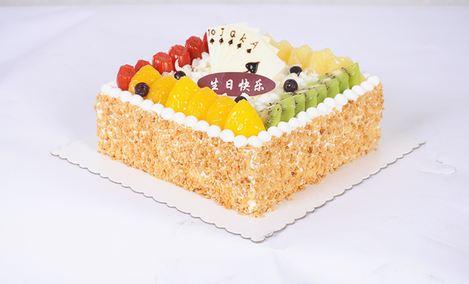 津麦蛋糕(红旗店)