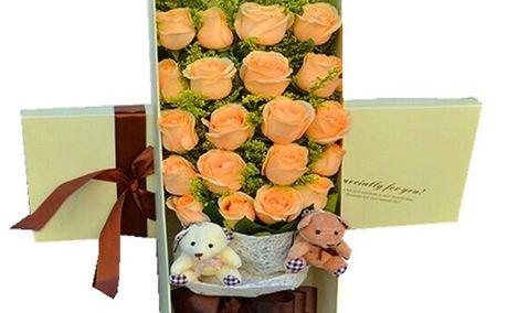 COLOUR鲜花店
