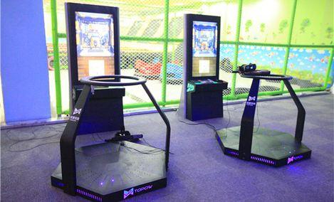 凯纳梦幻亲子儿童乐园第8感VR体验馆