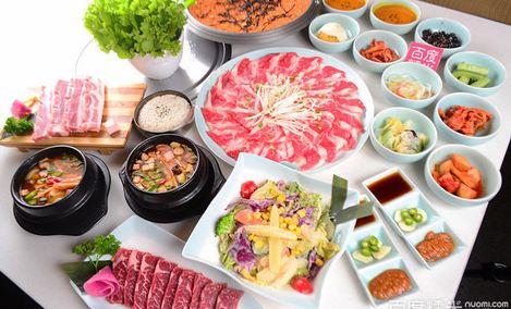 韩时烤肉(金隅店)