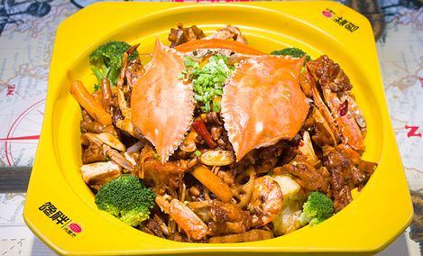 嘟嘴肉蟹煲(怡然城店)