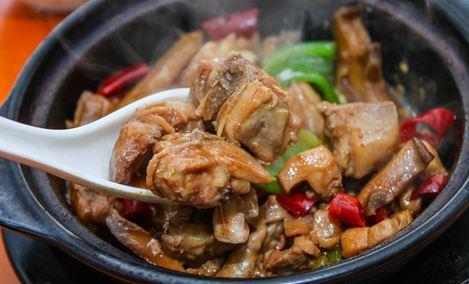 【南法信】杨铭宇黄焖鸡米饭