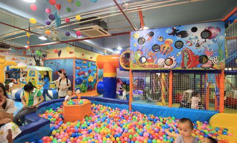 龙宫儿童梦幻乐园