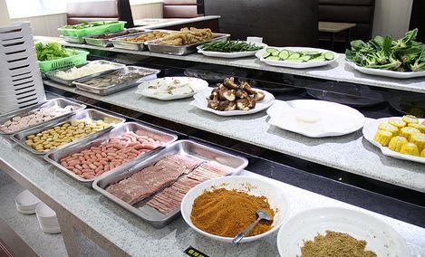 汉釜宫韩式自助烤肉(泉塘店)