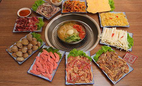 韩食尚泥炉烤肉