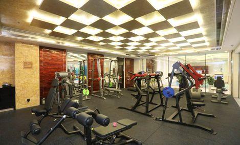 盘古时代私人健身工作室(泰富店)
