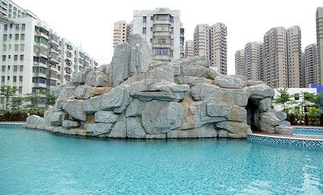 美源日月城游泳池