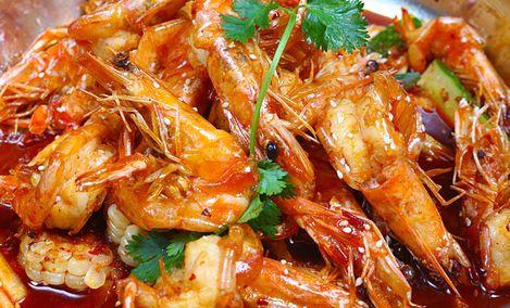虾吃虾涮虾火锅(二院店)