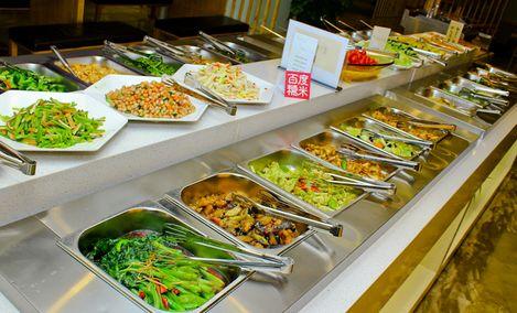 素根素叶素食自助餐厅(八一银座店)