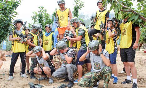 鸿野野战拓展培训基地