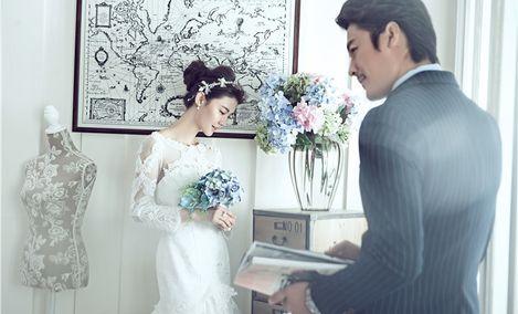 百年好合婚纱摄影