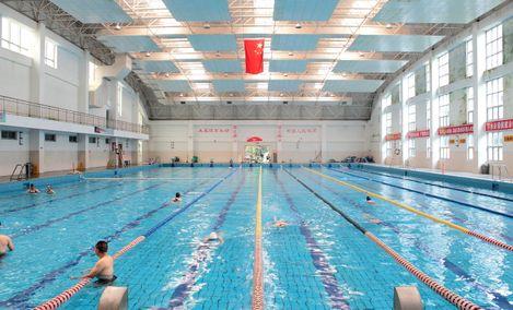 海豚游泳馆 - 大图