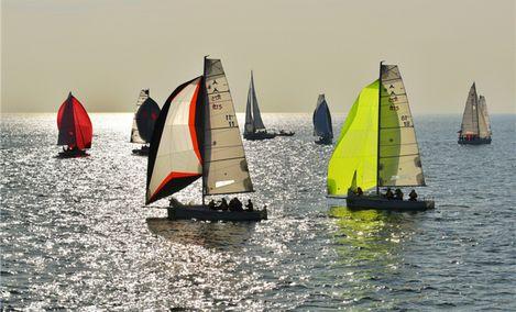 厦门帆船体验