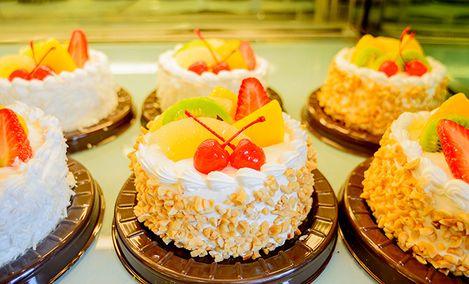 【5店通用】蓝海蛋糕