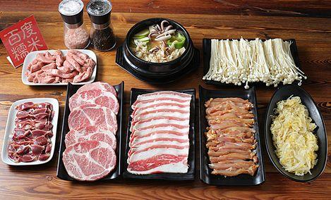 顺子石锅煎肉