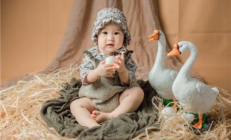 威尔童话儿童摄影