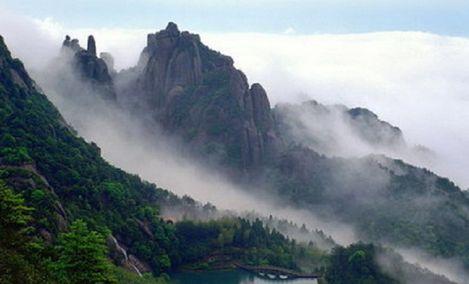 九鲤溪瀑景区