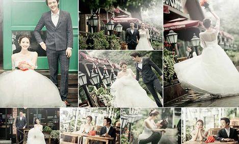 韩国迪娅婚纱摄影