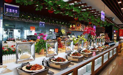 汉釜宫自助烤肉(红庄店)