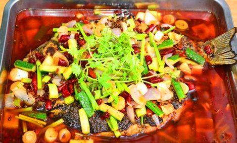 万州土豆烤鱼