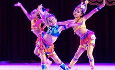 立洋舞蹈三次卡