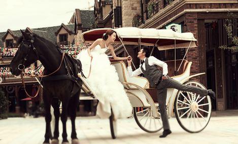 罗马经典婚纱摄影