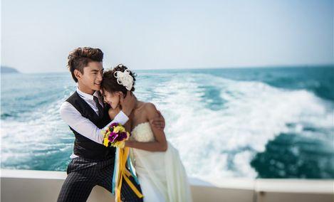 蓝海城婚纱摄影