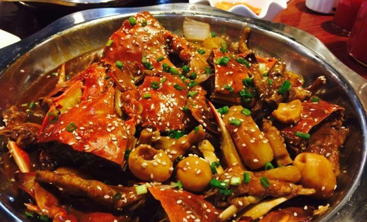 老渔夫蟹煲(天一银泰店)