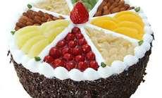 水晶蛋糕(柳林店)