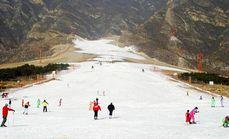 石京龙滑雪场周末全天滑雪票