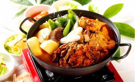 绣罗韩国餐厅