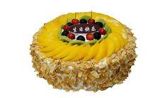 慕蓝卡水果蛋糕