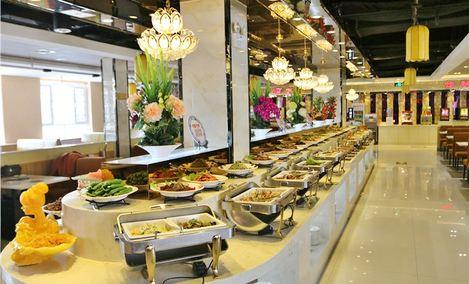 北京丽景阁自助烤肉