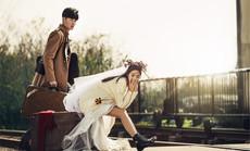 洛奇摄影特惠婚纱照套系