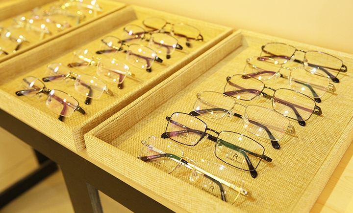 杰森眼镜定制中心