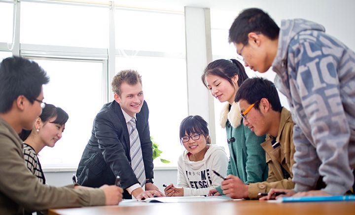 济南市海格英语培训学校