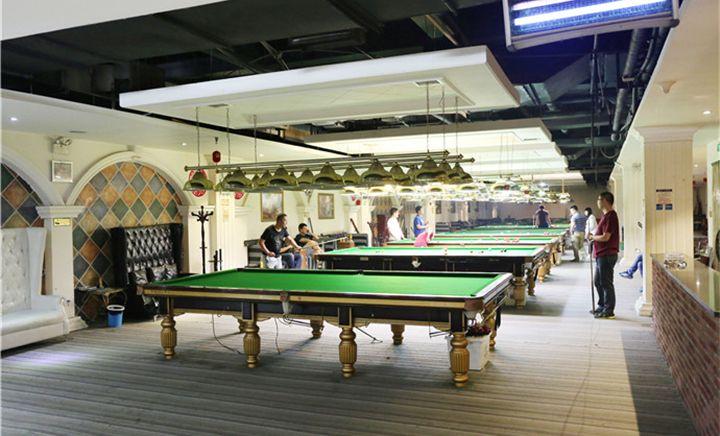 英伦桌球会所