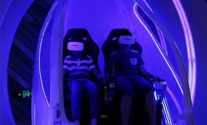 万通VR虚拟现实体验馆