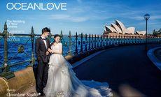 悉尼人气婚纱摄影套餐