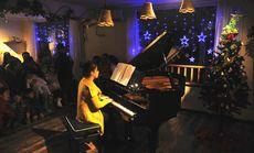 绿蒂钢琴俱乐部(万科城花店)