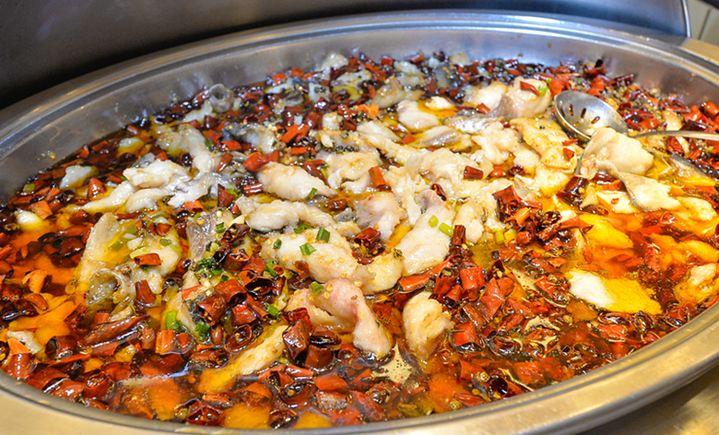 鱼肚白自助烤肉 - 大图