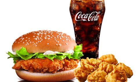麦当劳 仅售31.6元,价值36元单人餐!免费WiFi!