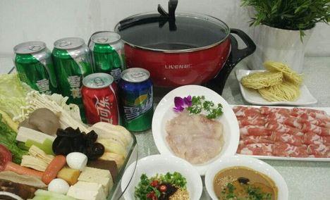 火三人酸萝卜乌江鱼火锅餐厅