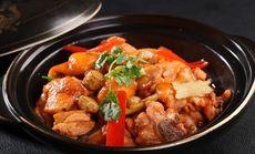 谷氏黄焖鸡米饭