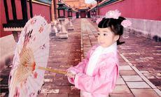 名流印象儿童古装摄影