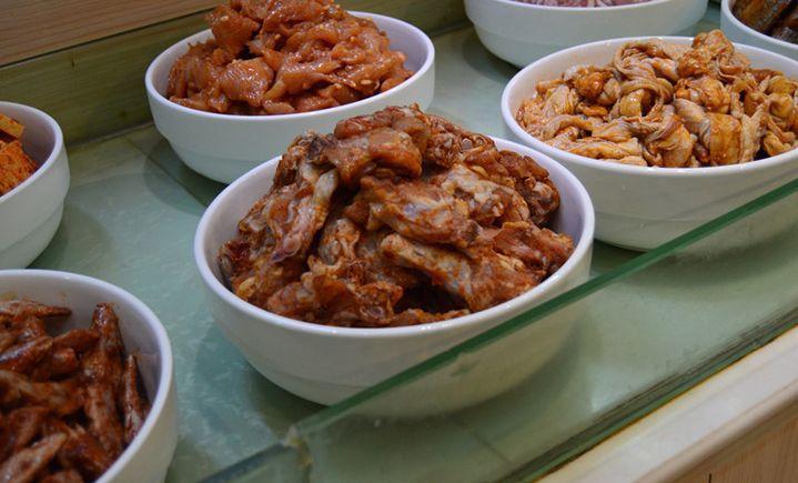 尚品宫韩式自助烤肉(定远店)