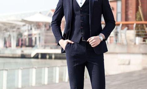派克绅士概念礼服