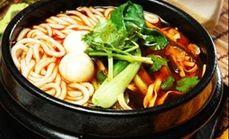砂锅米线肉夹馍精品套餐